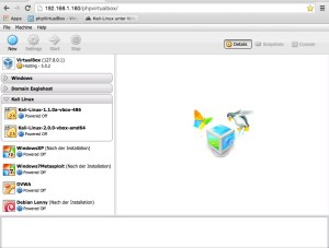 phpVirtualBox2